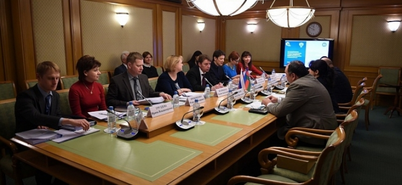 Russian and Azerbaijani auditors exchanged experience in auditing the state budget