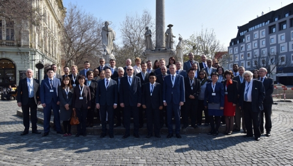 12th Meeting of INTOSAI Working Group on Key National Indicators Held in Bratislava