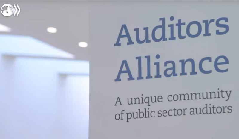 The Accounts Chamber took part in the OECD Auditors Alliance
