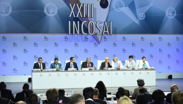 Aleksei Kudrin outlined the major priorities of the Accounts Chamber as INTOSAI Chair